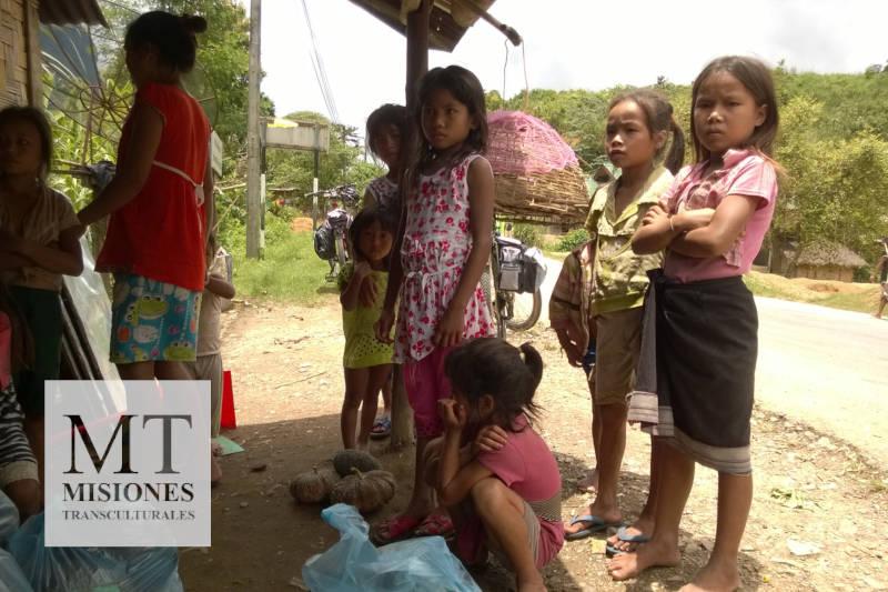 Los Alak de Laos