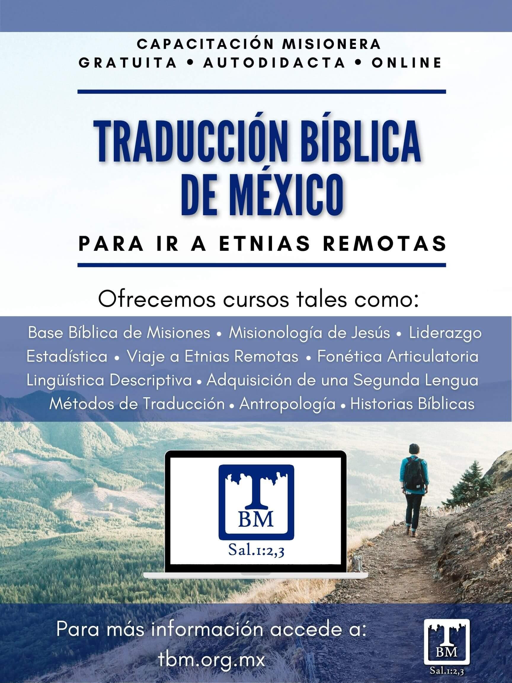 Misiones Transculturales Logo